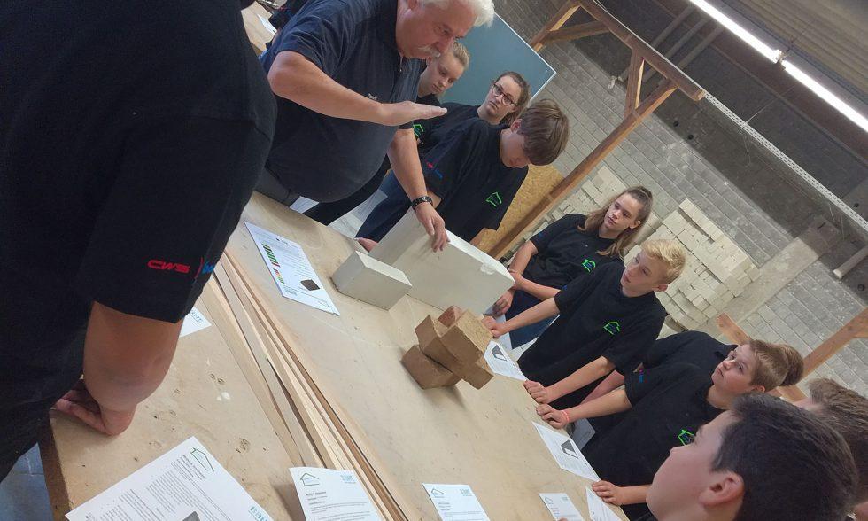 Workcamps GreenHouse – Bauen für die Zukunft