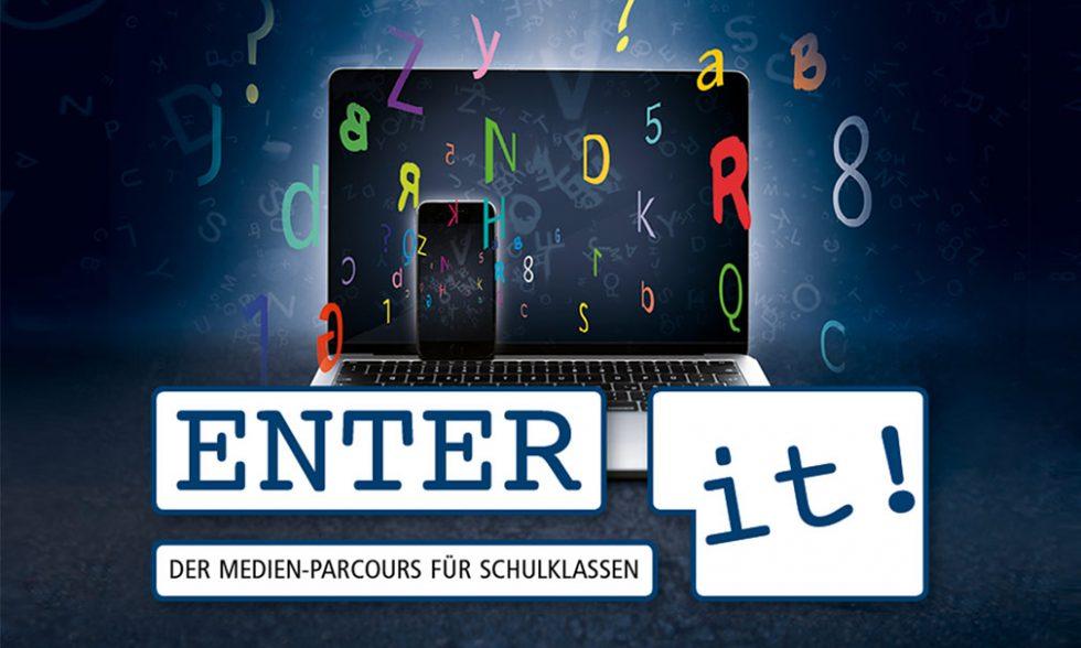 """""""Enter it"""" – Projektarbeit im Medien-Parcours der Drogenberatungsstelle"""