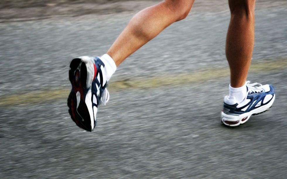 Laufen für den guten Zweck