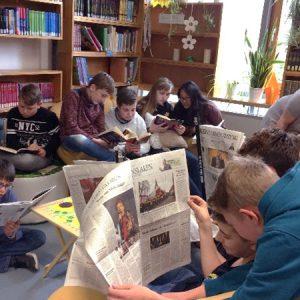 Zeitungsprojekt – Steckbrief