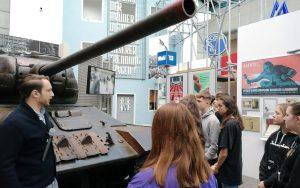 Besuch im Haus der Geschichte