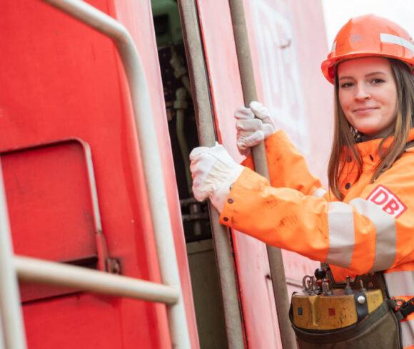 Die Deutsche Bahn unterstützt unsere Schülerinnen und Schüler bei der Berufswahlentscheidung