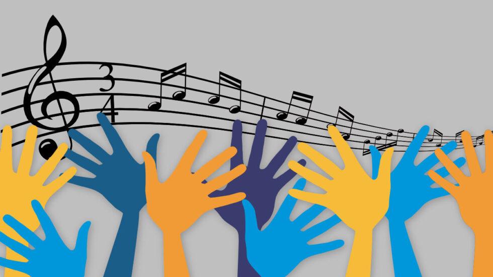 Eigenständige Musikproduktionen sind an der Realschule im GHZ nichts Ungewöhnliches
